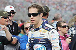 Sprint Cup Series driver Brad Keselowski (2) in action before the NASCAR Sprint Cup Series AAA 500 race at Texas Motor Speedway in Fort Worth,Texas.