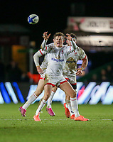 Friday 13th December 2019 | Harlequins vs Ulster Rugby<br /> <br /> Billy Burns during the Heineken Champions Cup Round 4 clash in Pool 3, between Harlequins and Ulster Rugby and Harlequins at The Stoop, Twickenham, London, England. Photo by John Dickson / DICKSONDIGITAL