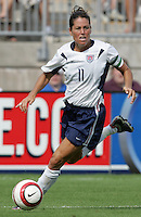 Julie Foudy, USA vs China, 2004.