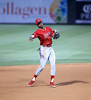 Werner Blakely - Los Angeles Angels 2021 extended spring training (Bill Mitchell)