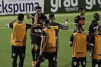 Campinas (SP), 01/03/2021 - Guarani - Ituano - Leo Santos comemora gol do Ituano. Partida entre Guarani e Ituano valida pelo Campeonato Paulista 2021, nesta segunda-feira (1) no estadio Brinco de Ouro em Campinas, interior de Sao Paulo. (Foto: Denny Cesare/Codigo 19/Codigo 19)