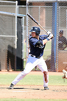 Jason Hagerty - San Diego Padres - 2010 Instructional League.Photo by:  Bill Mitchell/Four Seam Images..