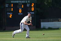 Wanstead and Snaresbrook CC vs Harold Wood CC, Hamro Foundation Essex League Cricket at Overton Drive on 17th July 2021