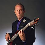 Jeff Andrews, Aug 1986 : Portarit of Jeff Andrews at  Tokyo, Japan.