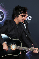 LOS ANGELES - NOV 24:  Billie Joe Armstrong at the 47th American Music Awards - Arrivals at Microsoft Theater on November 24, 2019 in Los Angeles, CA