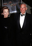 Lee Radizwill and Herbert Ross attends the<br />