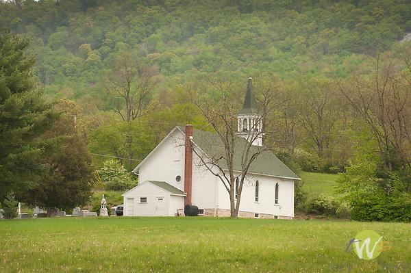 Neelyton Pine Grove Presbyterian Church, Huntingdon County, PA.