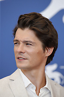 """VENICE, ITALY - SEPTEMBER 09: Tomasz Zietek at the photocall of """"Leave No Traces"""" during the 78th Venice International Film Festival on September 09, 2021 in Venice, Italy.<br /> CAP/GOL<br /> ©GOL/Capital Pictures"""