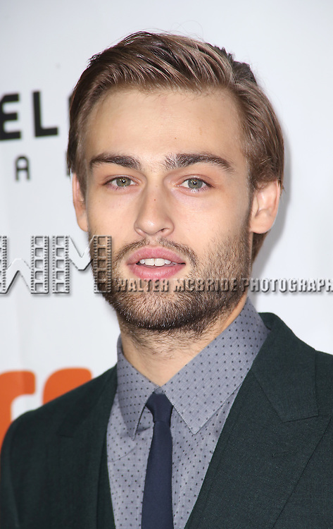 Douglas Booth attending the 'The Riot Club' red carpet arrivals during the 2014 Toronto International Film Festival at the Roy Thomson Hall on September 6, 2014 in Toronto, Canada.