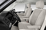 Front seat view of a 2018 Volkswagen California Ocean 4 Door Passenger Van front seat car photos
