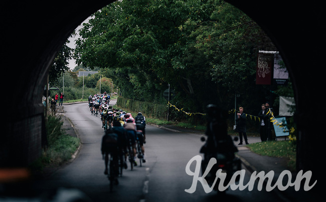 the snake<br /> <br /> Stage 7: West Bridgford to Mansfield (215km)<br /> 15th Ovo Energy Tour of Britain 2018