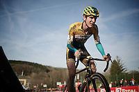 Toon Aerts (BEL/Telenet-Fidea/U23)<br /> <br /> Superprestige Francorchamps 2014