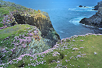 SC -Outer Hebrides - -Isle of Lewis & South Harris<br /> Wild rocky coast at  Butt of Lewis<br /> <br /> Full size: 69,3 MB