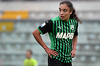 Haley Bugeja of Sassuolo reacts during the women Serie A football match between US Sassuolo and Hellas Verona at Enzo Ricci stadium in Sassuolo (Italy), November 15th, 2020. Photo Andrea Staccioli / Insidefoto
