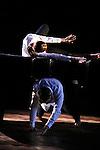 COLLISION HÉTÉROGÈNE<br /> <br /> Chorégraphie : Amandine Bajou<br /> Musique : Marc Garcia Vitoria<br /> Danse : Quentin Baguet, Amandine Bajou<br /> Lieu : Bibliothèque Henry et Isabel Goüin<br /> Fondation Royaumont<br /> Le 20/09/2013<br /> © Laurent Paillier / photosdedanse.com