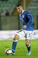 "Luca Marrone.Siena 13/11/2012 Stadio ""Franchi"".Football Calcio Nazionale U21.Italia v Spagna.Foto Insidefoto Paolo Nucci."