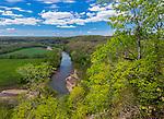 Buffalo National River, Arkansas: Buffalo River near Tyler Bend in spring