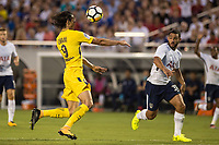 Orlando, FL - Saturday July 22, 2017: Edinson Cavani during the International Champions Cup (ICC) match between the Tottenham Hotspurs and Paris Saint-Germain F.C. (PSG) at Camping World Stadium.