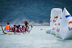 Athletes compete at the Red Bull Dragon Roar event at Stanley Main Beach on 19 May 2013, in Hong Kong, China. Photo by Victor Fraile / The Power of Sport Images