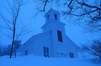New England Church<br />