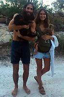 COPY BY TOM BEDFORD<br /> Pictured: Alexander Williams with Katie Rhys Jones<br /> Re: Alexander Williams, the husband of Katie Rhys Jones, who is the sister in law of footballer Gareth Bale, has died.