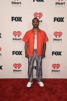 """HOLLYWOOD, CA - MAY 27:  Roddy Rich at the 2021 """"iHeartRadio Music Awards"""" airing live from The Dolby Theatre in Los Angeles, Thursday, May 27 (8:00-10:00 PM ET live / PT tape-delayed) on FOX. CR: Scott Kirkland/FOX/PictureGroup © 2021 FOX MEDIA, LLC. (Photo by Scott Kirkland/FOX/PictureGroup)"""