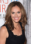 Amy Brenneman attends The IWMF Courage in Journalism Awards held at The Beverly Hilton Hotel in Beverly Hills, California on October 28,2014                                                                               © 2014 Hollywood Press Agency