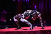 -- NO TABLOIDS NO SITE WEB - 41st International Circus Festival of Monte-Carlo Opening. Rich Metiku.