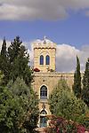 The Salesian monastery of Beit Gemal