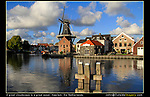Netherlands, Haarlem.  Cloudscapes.<br />
