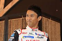 #8 TOYOTA GAZOO RACING (JPN) TOYOTA TS050 HYBRID LMP1 KAZUKI NAKAJIMA (JPN)