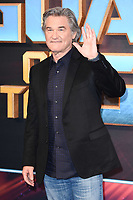 "Kurt Russell<br /> at the ""Guardians of the Galaxy 2"" premiere held at the Hammersmith Apollo, London. <br /> <br /> <br /> ©Ash Knotek  D3257  24/04/2017"
