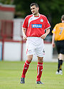 Former Rangers and Hibernian player Ian Murray on trial for Brechin City FC against Alloa Athletic FC at Glebe Park ....