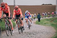 Greg VAN AVERMAET (BEL/CCC)<br /> <br /> 74th Omloop Het Nieuwsblad 2019 <br /> Gent to Ninove (BEL): 200km<br /> <br /> ©kramon