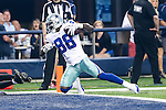 Dallas Cowboys wide receiver Dez Bryant (88) in action during the pre-season game between the Baltimore Ravens and the Dallas Cowboys at the AT & T stadium in Arlington, Texas. The Ravens lead Dallas 24 to 10 at half time.