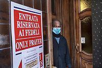corona virus, Como, Italia