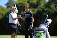 Daniel Hillier. Final day of the Jennian Homes Charles Tour / Brian Green Property Group New Zealand Super 6s at Manawatu Golf Club in Palmerston North, New Zealand on Sunday, 8 March 2020. Photo: Dave Lintott / lintottphoto.co.nz