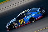 #95: Matt DiBenedetto, Leavine Family Racing, Toyota Camry Anest Iwata