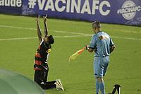 Campinas (SP), 01/03/2021 - Guarani - Ituano - Bruno Lopes comemora gol do Ituano. Partida entre Guarani e Ituano valida pelo Campeonato Paulista 2021, nesta segunda-feira (1) no estadio Brinco de Ouro em Campinas, interior de Sao Paulo. (Foto: Denny Cesare/Codigo 19/Codigo 19)