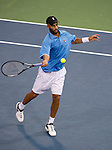 James Blake (USA) defeats Tatsuma Ito (JPN) at Legg Mason Tennis Classic in Washington D.C. on August 1, 2011.  Blake won, 6-3, 6-3.