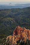 View from The Ridge, Bryce Canyon, Utah