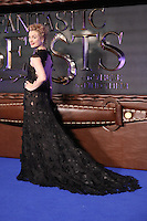 "Alison Sudol<br /> at the premiere of ""Fantastic Beasts and where to find them"", Odeon Leicester Square, London.<br /> <br /> <br /> ©Ash Knotek  D3198  15/11/2016"