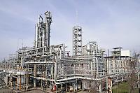 - Oxem refinery in Mezzana Bigli (Pavia), production of biodiesel ecological fuel, vegetable diesel oil deriving mainly from  of soya and colza oil transformation<br /> <br /> - raffineria  Oxem di Mezzana Bigli (Pavia), produzione di carburante ecologico biodiesel, gasolio vegetale derivante principalmente dalla trasformazione di olio di soia e di colza raffinato