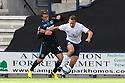 Luke Freeman of Stevenage tangles with Kevin Davies of Preston<br />  - Preston North End v Stevenage - Sky Bet League One - Deepdale, Preston - 14th September 2013. <br /> © Kevin Coleman 2013