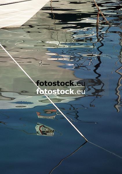 reflections of yachts in the marina of Puerto Portals in Portals Nous<br /> <br /> reflecciones de barcas blancas en el agua de Puerto Portals en Portals Nous<br /> <br /> Reflektionen weisser Yachten im Hafenbecken von Puerto Portals in Portals Nous<br /> <br /> 1713 x 1200 px<br /> Original: 35 mm slide transparancy