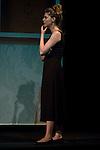"""Manuela Velasco during theater play """"Todo es Mentira"""" at Teatro Lara  in Madrid . March 30, 2016. (ALTERPHOTOS/Borja B.Hojas)"""
