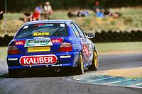 #88 James Kaye. Barwell Motorsport. Honda Accord.