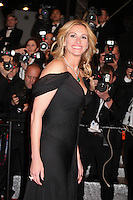 JULIA ROBERTS - RED CARPET OF THE FILM 'MONEY MONSTER' AT THE 69TH FESTIVAL OF CANNES 2016