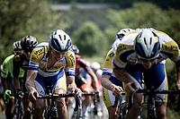 that effort! Up the 'La Redoute'<br /> <br /> Baloise Belgium Tour 2019<br /> Stage 4: Seraing – Seraing 151.1km<br /> ©kramon