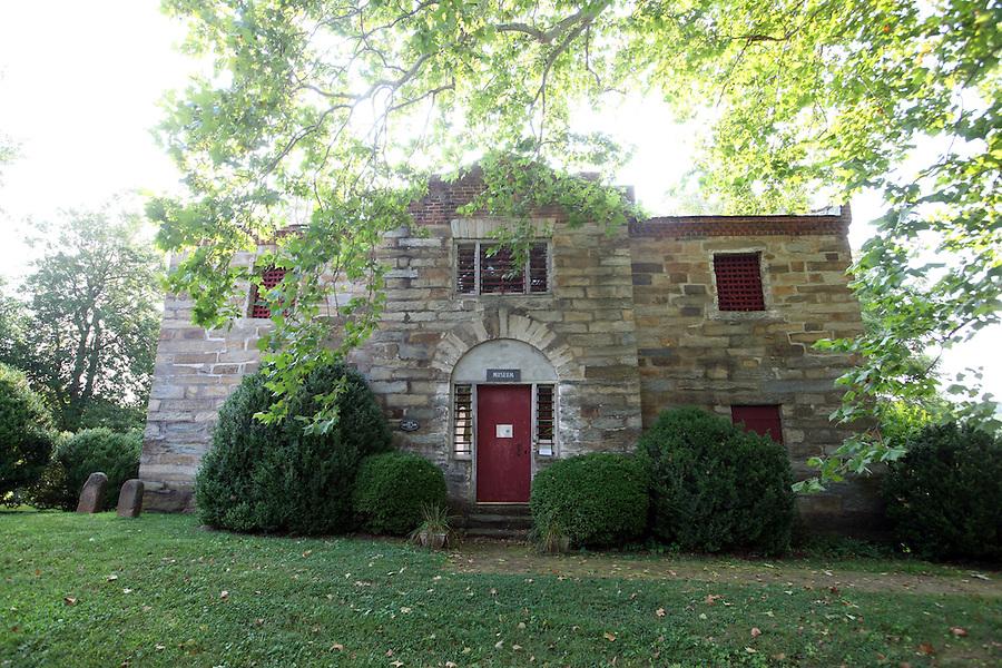 """The Fluvanna Historical Society curated a new exhibit, """"Early School Days -- Education in Fluvanna in the 19th century,"""" opening to the public at the Old Stone Jail museum in Palmyra, Virginia.."""